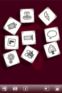 Rory's Story Cubes (iPhone App)